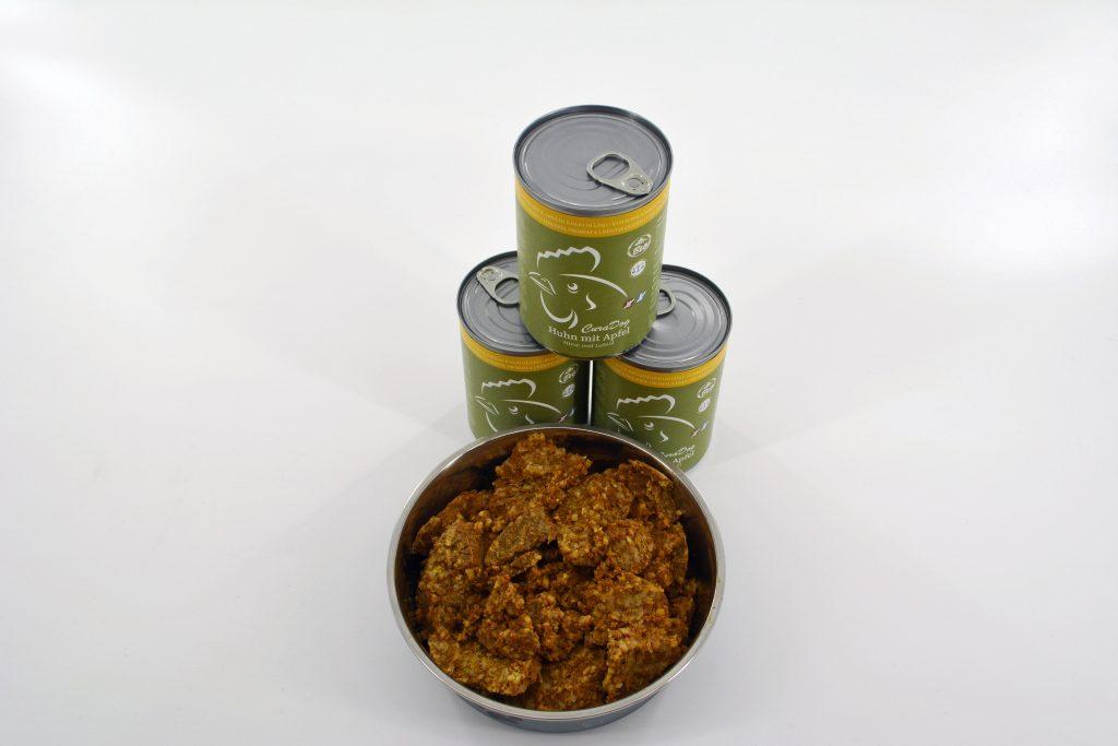 Reico CuraDog Bio Huhn mit Apfel