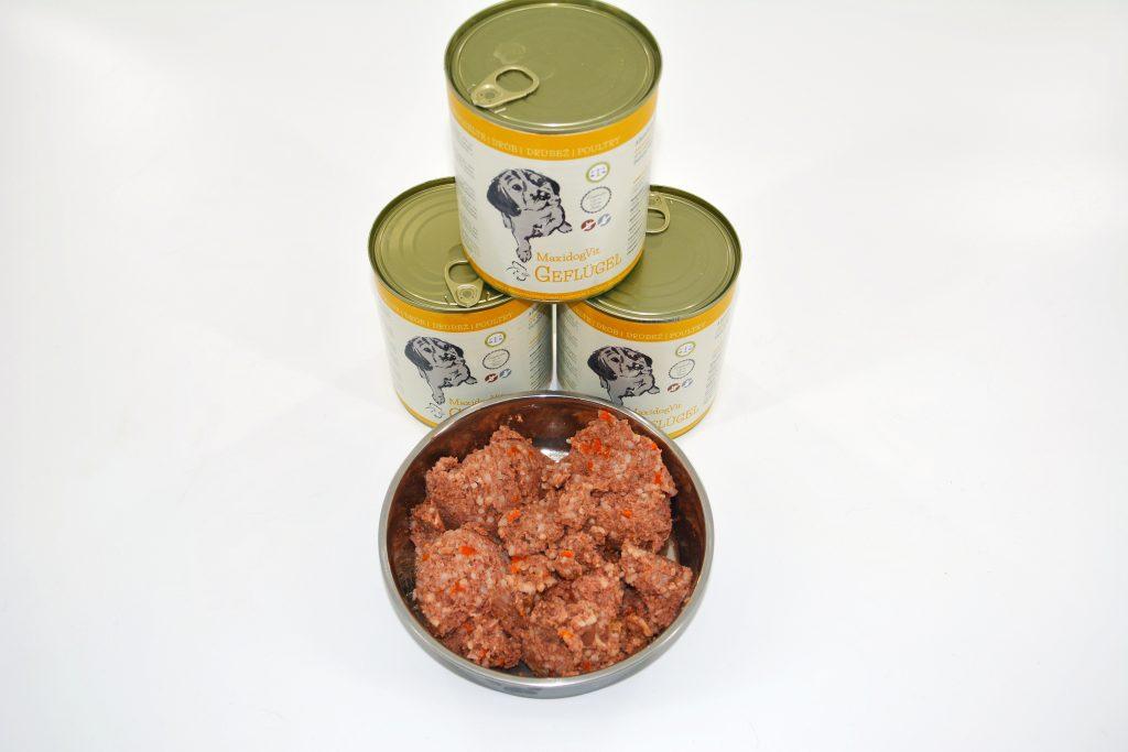 Reico MaxidogVit Geflügel 800 gramm